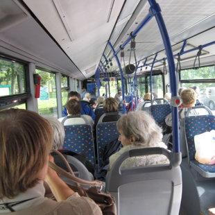 2014. gada oktobris, ekskursija uz Minhauzena muzeju un zirgaudzētavu