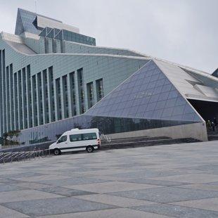 Gaismas pils 2014. gada septembris